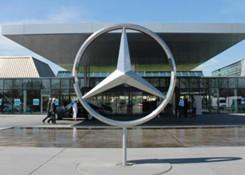 德国工业4.0考察行之六:探秘豪华轿车奔驰汽车工厂